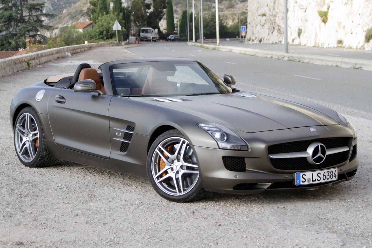 2012 mercedes benz sls amg roadster first drive photo gallery autoblog. Black Bedroom Furniture Sets. Home Design Ideas