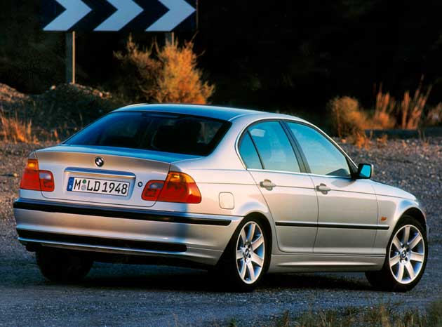 BMW 3 series Coupe (2002-2005)