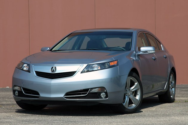 2012 Acura TL SH-AWD