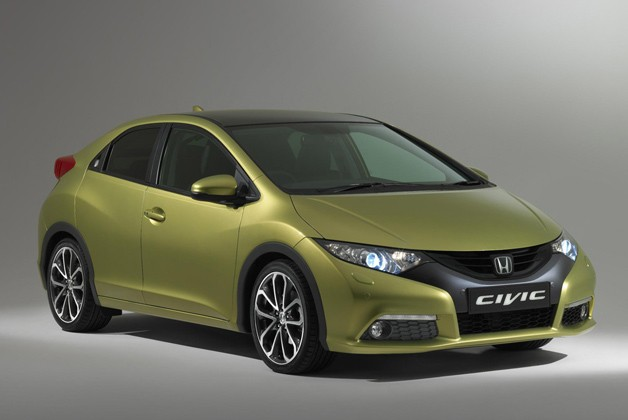 2012 Honda Civic for Europe