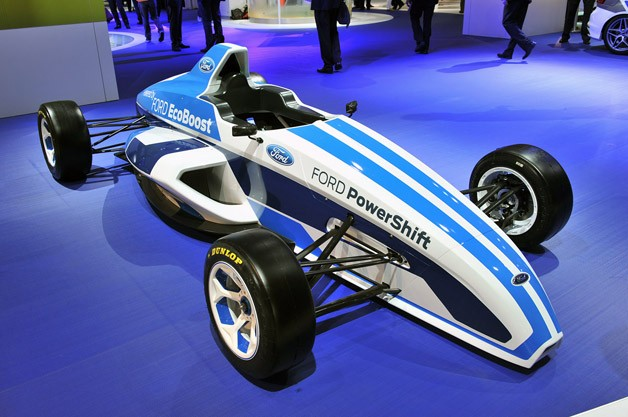 2012 Formula Ford brings EcoBoost to open-wheel racing