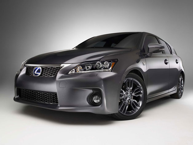 2012 Lexus CT 200 h F Sport Special Edition