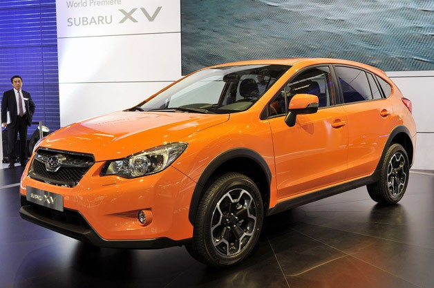 2012 Subaru XV