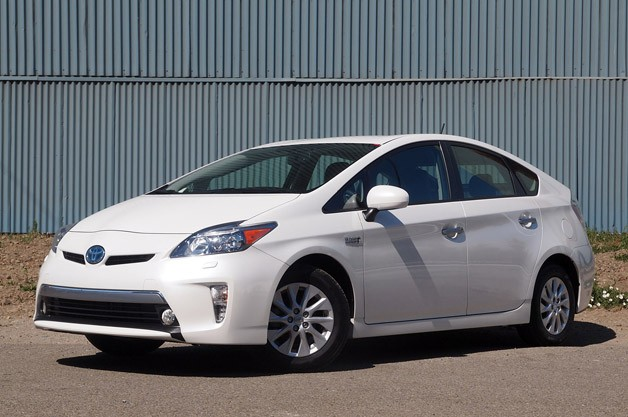 2012 Toyota Prius Plug-In