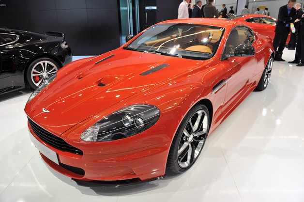 2012 Aston Martin DBS Carbon