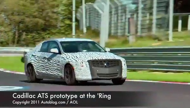 Cadillac ATS video
