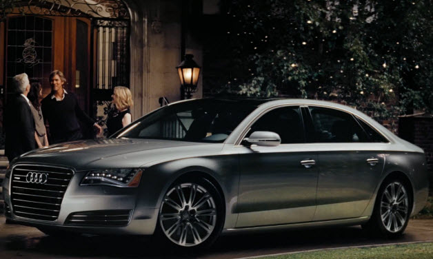 audi a8 true greatness