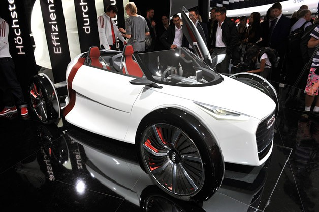 Audi Urban Concept