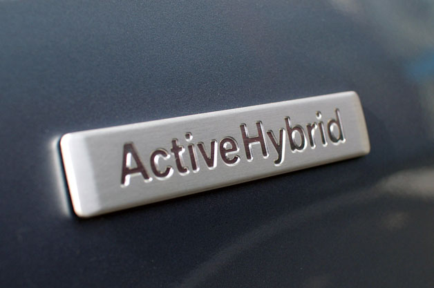 BMW Active Hybrid Logo