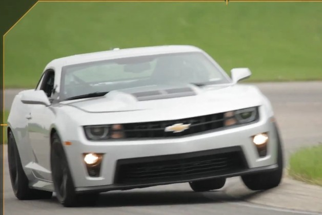 Mazdaspeed Forums Video Chevy Camaro Zl1 Undergoes
