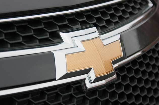 Chevrolet badge
