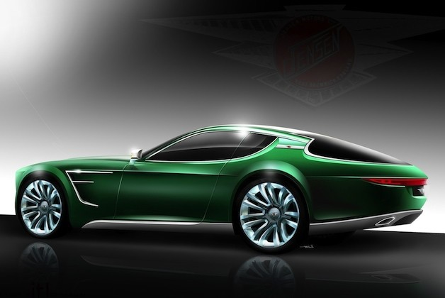 CPP Jensen Interceptor rendering