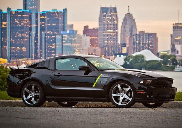 2012 roush rs3 hyper-series mustang