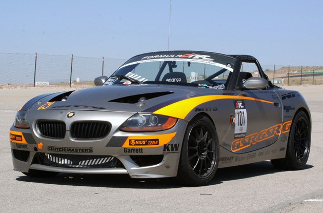 michael essa gsr autosport bmw z4 drift car