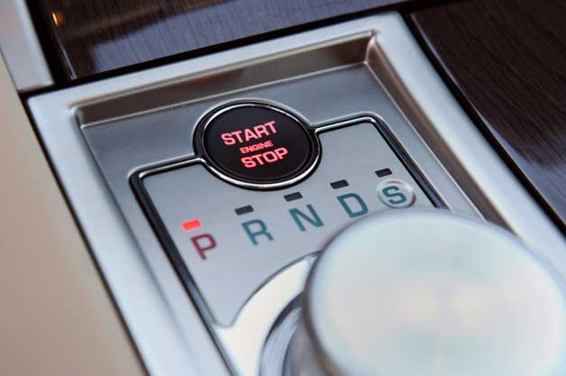 Jaguar Push Button Start
