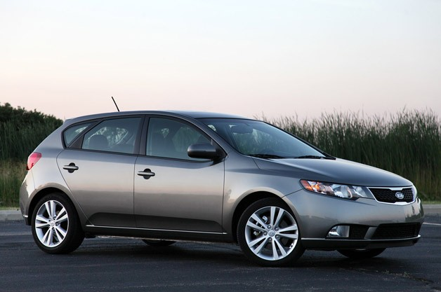 2011 Kia Forte 5-Door
