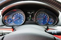 2012 Maserati GranTurismo MC gauges