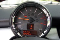 2012 Mini Cooper Coupe tachometer