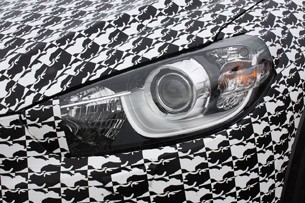 2013 Mazda CX-5 headlight