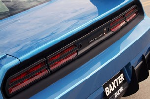 HPP Richard Petty Superbird taillights
