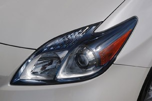 2012 Toyota Prius Plug-In headlight