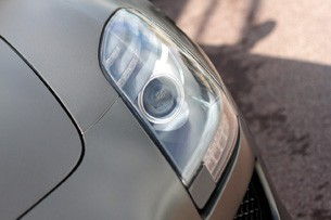 2012 Mercedes-Benz SLS AMG Roadster headlight