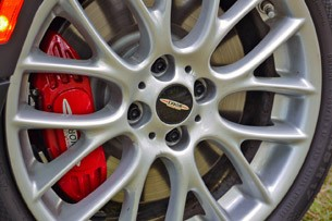 2012 Mini Cooper Coupe wheel