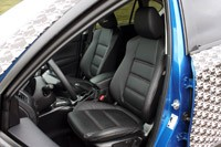 2013 Mazda CX-5 front seats