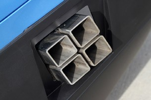 HPP Richard Petty Superbird exhaust tips