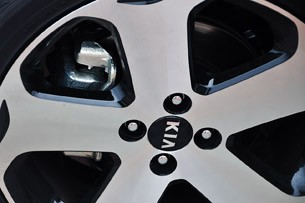 2012 Kia Rio 5-Door wheel
