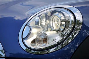 2012 Mini Cooper Coupe headlight