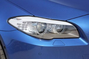 2012 BMW M5 headlight