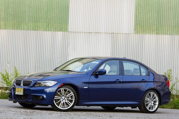 2010 BMW 335i sedan