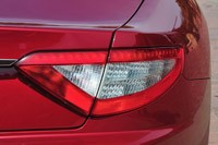 2012 Maserati GranTurismo Convertible Sport taillights