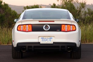2012 Roush RS3 rear view