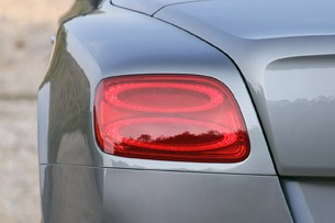 2012 Bentley Continental GTC taillight