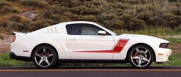 2012 Roush RS3 side view