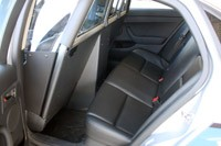 2012 Chevrolet Caprice PPV rear seats