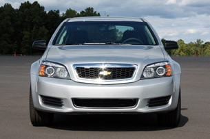 2012 Chevrolet Caprice PPV front view