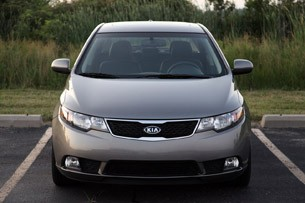 2011 Kia Forte 5-Door front view