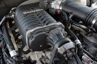 2012 Roush RS3 supercharger