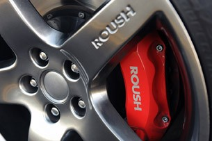 2012 Roush RS3 wheel