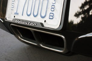 2012 Hyundai Veloster exhaust tips
