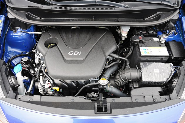 2012 Kia Rio 5-Door engine