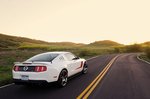 2012 Roush RS3