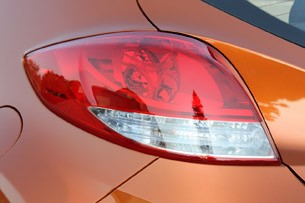 2012 Hyundai Veloster taillight