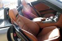 2012 Mercedes-Benz SLS AMG Roadster seats