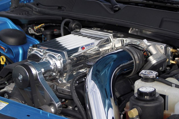 HPP Richard Petty Superbird engine