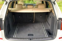2011 BMW X3 xDrive28i rear cargo area