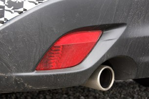2013 Mazda CX-5 rear bumper